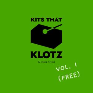 KITS THAT KLOTZ VOL. 1 Cover